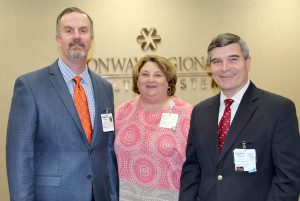 Conway Regional & CHI St. Vincent strategic partnership adds three to CHI St. Vincent leaders