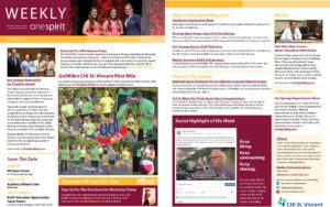 June 27 Edition of OneSpirit Weekly