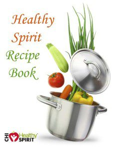 Healthy Spirit Recipe Book for Co-Workers by Co-Workers