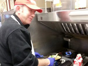 Pancakes, Omelets Reward Hot Springs Night Shift