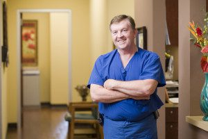 Dr. Ron Kaler is 'Our Hero'
