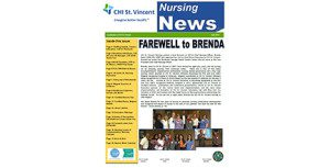 April Edition of Nursing News Available
