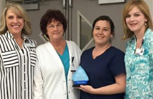 Community Care Clinic Named Service Hero