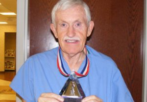 Bernie Larson Wins Race at 71