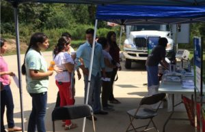Outreach Goes to Glenwood