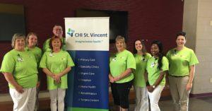 Primary Care Clinics Providing Wellness Exams to Lake Hamilton School District