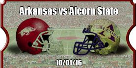 Razorback Game set for this Weekend
