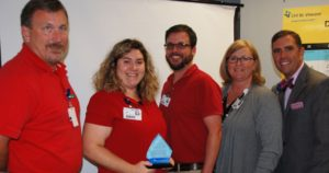 Service Hero Award – Hot Springs Rehab Team Supports Coworker in Time of Need