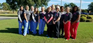 CHI St. Vincent Morrilton Raises over $300 for Cancer Research