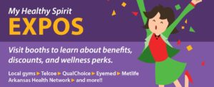 Healthy Spirit Expos and Flu Shots (Oct. 2-10)