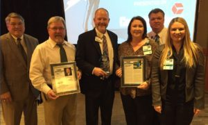 Bubba Arnold Named Administrator of the Year