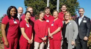 Morrilton Rehab Team Recognized for Patient Satisfaction
