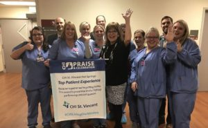 Hot Springs Mother Baby Unit Recognized for Top Patient Experience