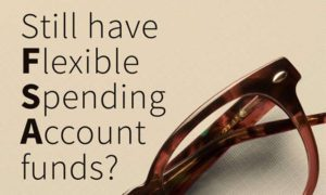 Take Advantage of your Flexible Spending Account
