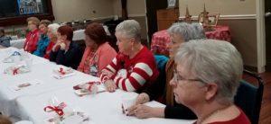 Morrilton Hosts Auxiliary Christmas Luncheon
