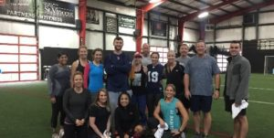 D1 Sports Training and Therapy Invades KARK Channel 4's Instagram