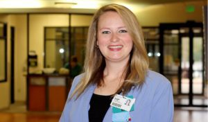 Krystal Throgmartin Accepts Nurse Manager Position in Hot Springs