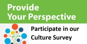 Culture Survey Closed