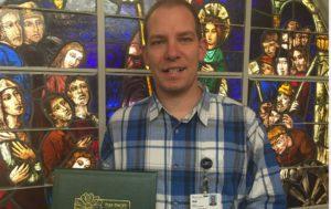 Matt McClain Wins Daisy Award