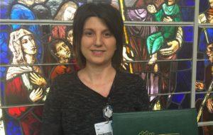 Ligia Cernat Wins Daisy Award