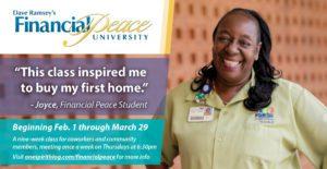 Next Financial Peace Classes Begin Feb. 1