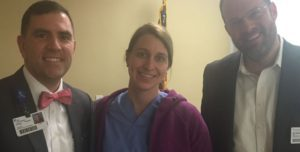 Dr. Maggie Larrimer Recognized as January Service Hero in Hot Springs