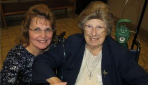 Farewell to Sister Margaret