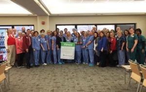 Hot Springs Ambulatory Team Recognized for Top Patient Experience