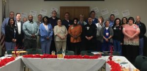 North Honors Coworkers for Perfect Attendance