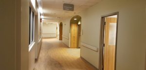 Hot Springs Newly Remodeled Patient Care Unit
