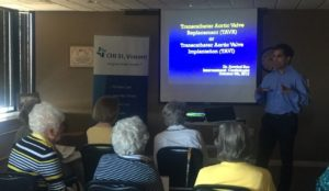 Dr. Aravind Rao Discusses Heart Health at Woodland Heights Senior Living Center