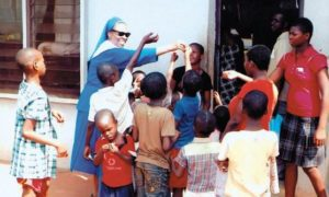 Sister Mary Francis Spreads the Love of Christ in Nigeria