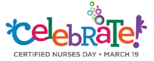 Coworkers Celebrate Certified Nurses Day