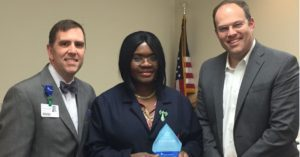 Dr. Igbokidi Recognized as Service Hero in Hot Springs
