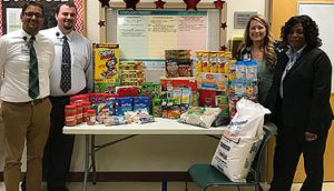 Crothall Donates to Arkansas Foodbank