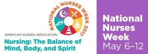 See Nurses Week Schedule