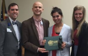 Veronica Canea Wins DAISY Award