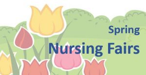 Spring Nursing Fairs Scheduled