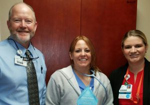 Shawna Andrews Recognized as Service Hero at Morrilton