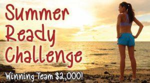 Healthy Spirit – Summer Ready Challenge