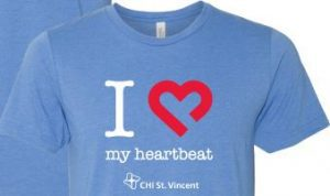 Buy A Great T-shirt and Support Heart Walk
