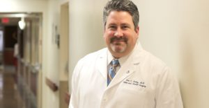 Dr. Lee Raley Featured in Healthcare Journal of Little Rock