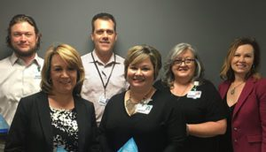 Information Technology Team Recognized as Service Hero for Medical Group