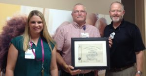 Brian Morgan Awarded Certification as a Healthcare Constructor