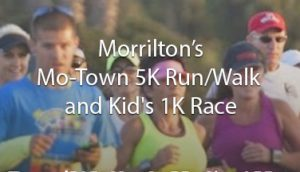 Morrilton Service Excellence Employee Council 3rd Annual Mo-Town 5K Run/Walk