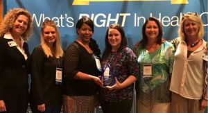 Morrilton Recognized with Excellence in Patient Care Award
