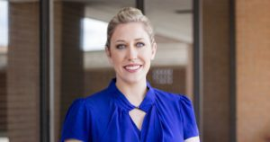 Lindsay Mulkey is the New Substance Use Prevention Specialist in Hot Springs