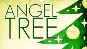 Angel Tree Applications Accepted Through Nov. 3