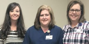 Cheryl Jones and Rebecca Parker Recognized as Service Heroes in Hot Springs