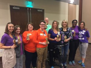 Spotlight Award Recognizes Measurement Team